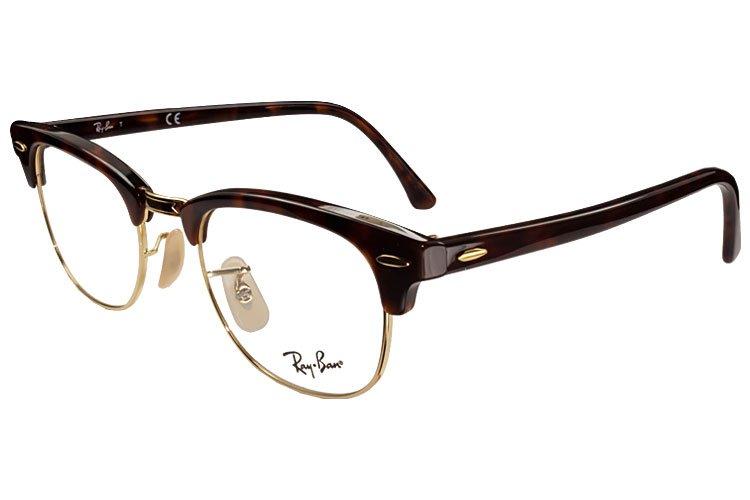 亚虎娱乐中心pt_雷朋Ray-Ban_RB5154 2372_高级精品板材_玳瑁色_男女通用全框弹簧腿眼镜框