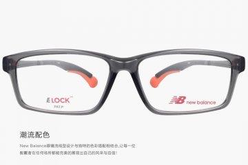 亚虎娱乐中心pt_新百伦_NB09022 C03_TR90_灰色_男士全框运动眼镜框