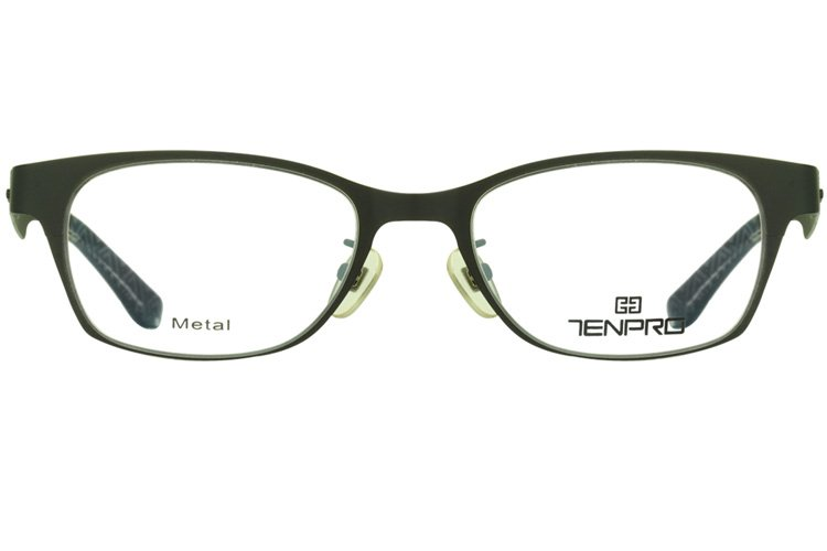 亚虎娱乐官网登入_淡泊TENPRO_M-0006 H02_合金_郑伊健代言_黑色男士时尚全框眼镜框