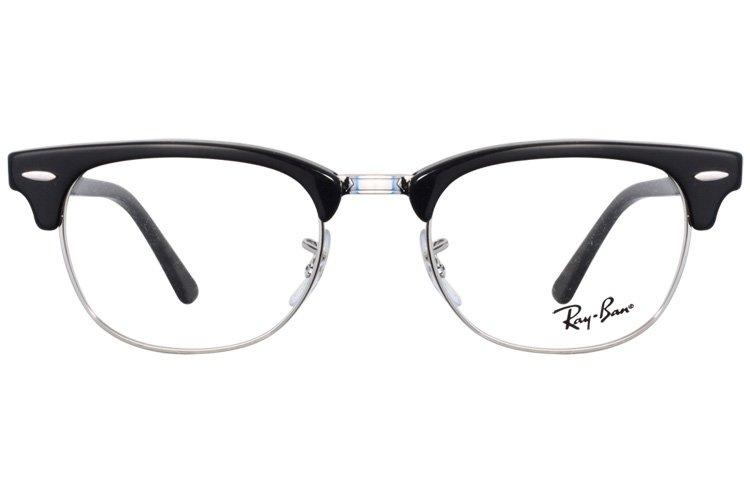 亚虎娱乐中心pt_雷朋Ray-Ban_RB5154 2000_高级精品板材_黑色_男女通用全框弹簧腿眼镜框