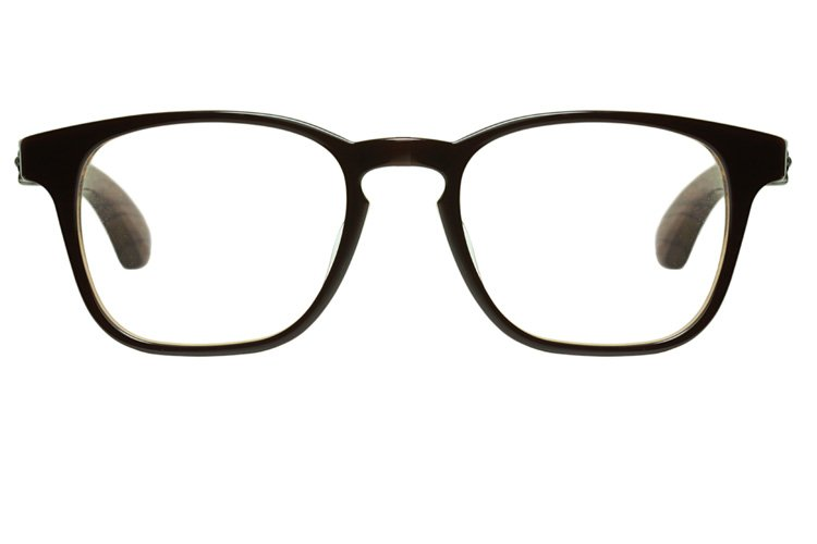 亚虎娱乐官网登入_佐川藤井_7470D C491_手造板材+纯木腿_潮人复古棕色全框眼镜框