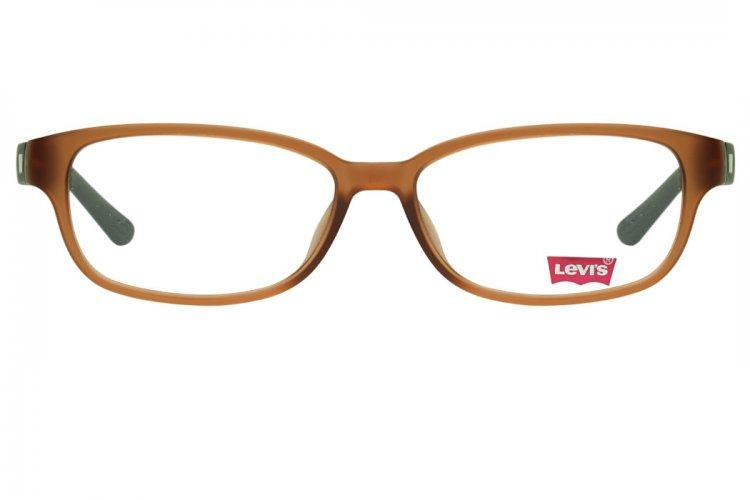 亚虎娱乐中心pt_李维斯_LS03007 C08_TR90_咖啡色_女士用全框眼镜框
