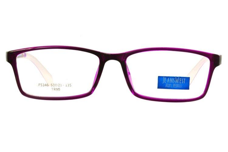 亚虎娱乐中心pt_亚虎娱乐手机网页版_亚虎娱乐官网登入_真维斯_F5346 C7_TR90_紫色_超轻_女士全框眼镜框