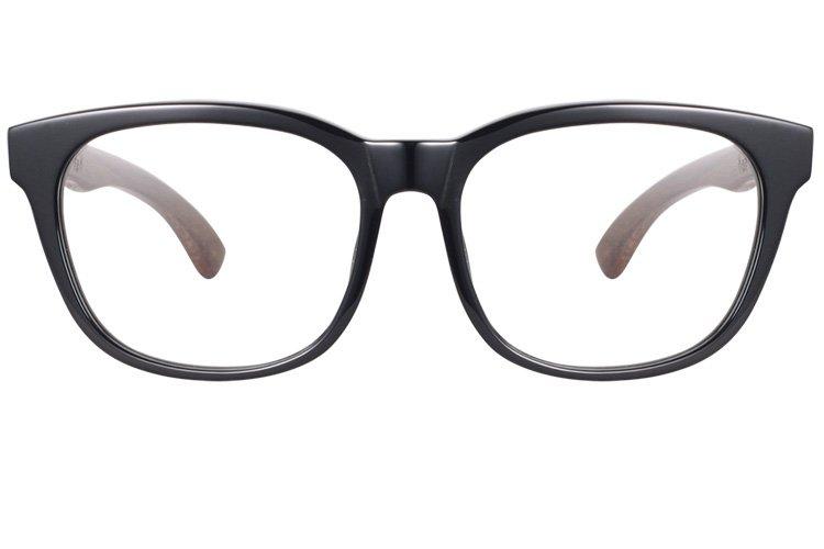 亚虎娱乐中心pt_佐川藤井_7395D C01_手造板材+纯木腿_潮人复古黑色全框眼镜框