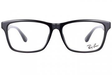 亚虎娱乐手机网页版_雷朋Ray-Ban_5279F 2000_高级精品板材_黑色_男女通用全框眼镜框