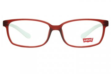 亚虎娱乐手机网页版_李维斯_LS03004 C05_TR90_红色_女士全框眼镜框