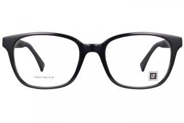 亚虎娱乐官网登入_派柏雷兹_7160A/F C1_超轻板材_潮人时尚男女通用黑色全框眼镜框
