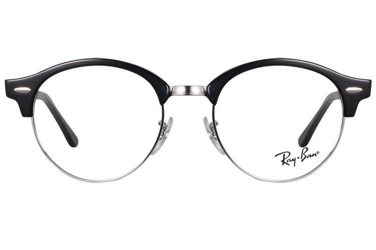 亚虎娱乐手机网页版_雷朋Ray-Ban_4246V 2000_高级精品板材_黑色_男女通用全框眼镜框