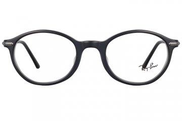 亚虎娱乐中心pt_雷朋Ray-Ban_5307D 2477_高级精品板材_哑黑色_男女通用全框眼镜框