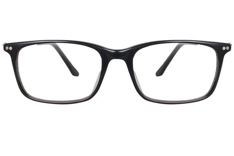 亚虎娱乐官网登入_佐川藤井_75378 C5_手造板材+高级合金_潮人复古黑色全框眼镜框