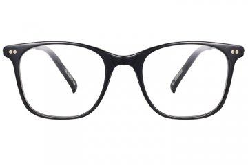 亚虎娱乐中心pt_佐川藤井_50152 C01_手造板材+高级合金_潮人复古黑色全框眼镜框