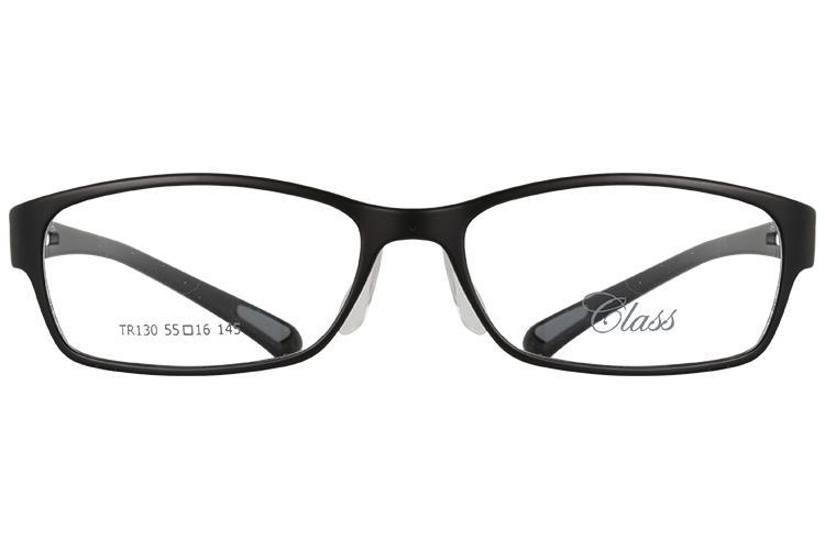 亚虎娱乐手机网页版_可拉斯Class(韩国)_TR130 C1A_TR90_超轻男女通用哑光黑色运动型眼镜框