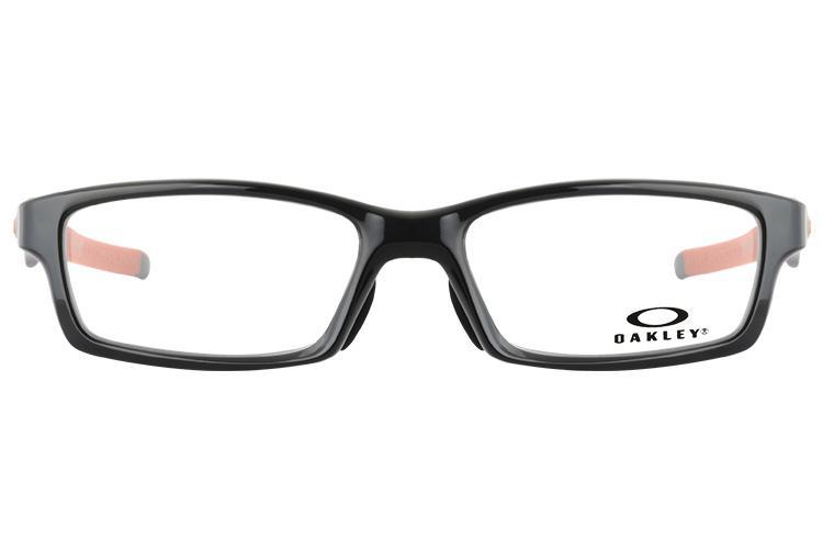 亚虎娱乐中心pt_欧克利_OX8118-0556_记忆塑料_男女通用亮黑色全框_超轻运动眼镜