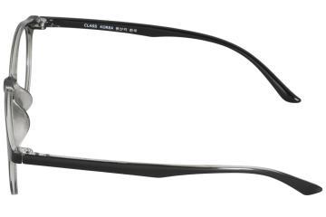 亚虎娱乐官网登入_可拉斯Class(韩国)_TR817 C1_TR90_超轻女士亮黑色眼镜框