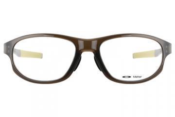 亚虎娱乐官网登入_欧克利_OX8067-0356_记忆塑料_男女通用透明棕全框_超轻运动眼镜