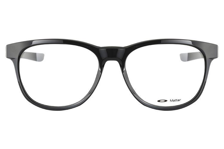 亚虎娱乐手机网页版_欧克利_OX8088-0355_记忆塑料_男女通用亮黑色全框_超轻运动眼镜