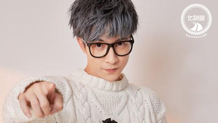 在很火的一档大型娱乐脱口秀综艺节目《火星情报局》中,薛之谦的眼镜