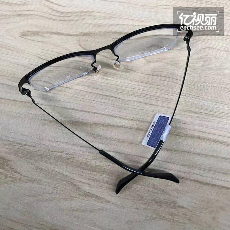 「专题」网上配眼镜找准定位,高度数的我选择了依视路钻晶A3超薄镜片
