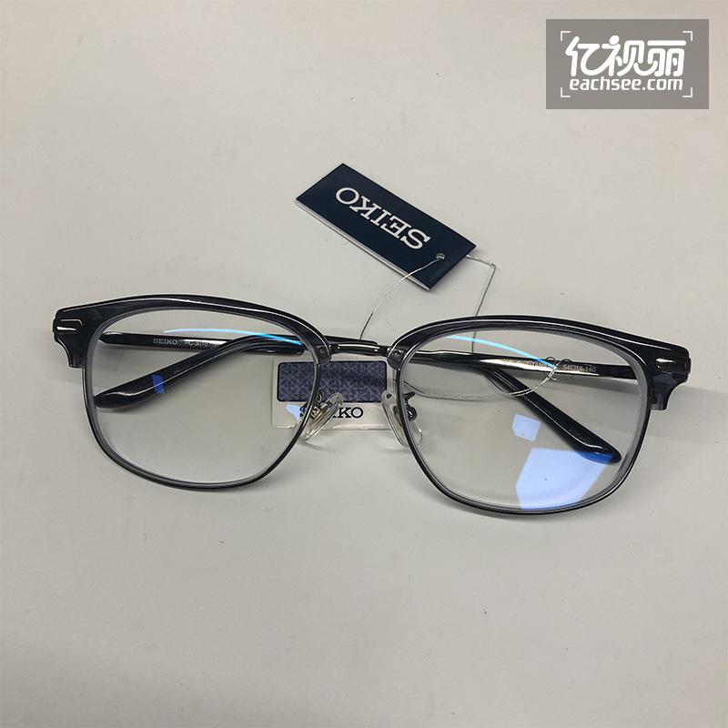 「专题」挑战细节控,精工HC3010 74眼镜架,每一点都完美用精致工艺征服你