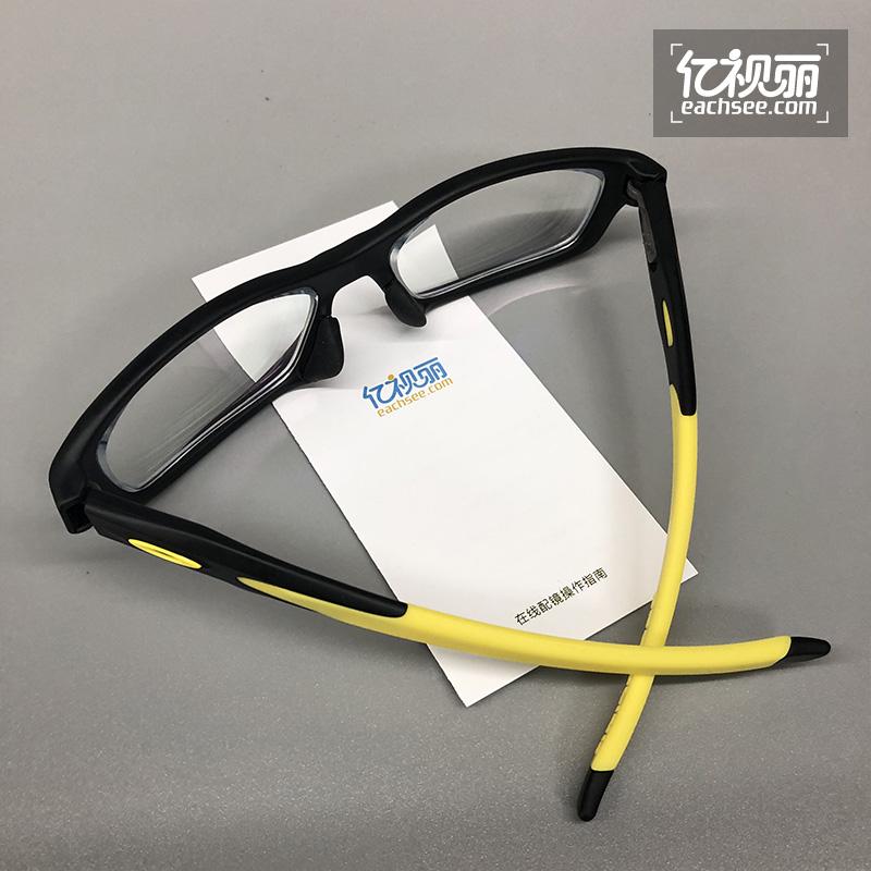 「专题」终于找你了,这一款又酷炫又实用的运动款眼镜—欧克利OX8118-0356